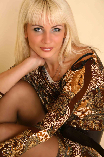 An ideal lover for Ukrainian woman